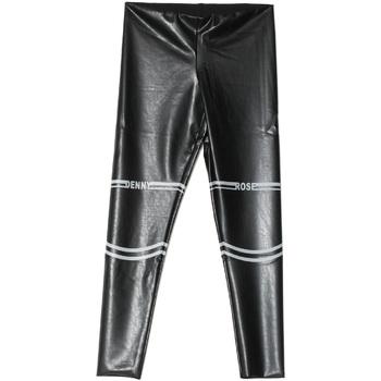 Textil Ženy Legíny Denny Rose 721DD20022 Černá