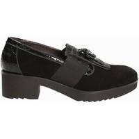 Boty Ženy Mokasíny Susimoda 875084 Černá