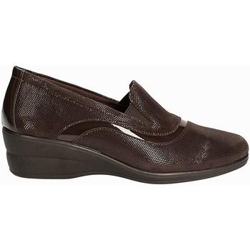 Boty Ženy Mokasíny Susimoda 871516 Hnědý