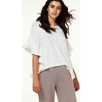 Textil Ženy Halenky / Blůzy Liu Jo M67098MA99E Bílý