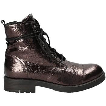 Boty Ženy Kotníkové boty Mally 5038 Hnědý