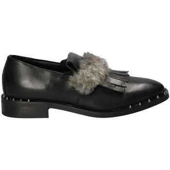 Boty Ženy Mokasíny Mally 5970 Černá