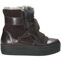 Boty Ženy Zimní boty Mally 5990 Hnědý