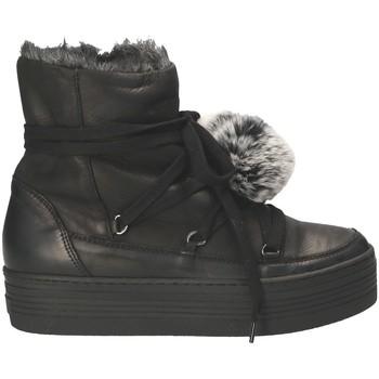 Boty Ženy Zimní boty Mally 5991 Černá