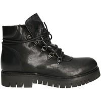 Boty Ženy Kotníkové boty Mally 5997 Černá
