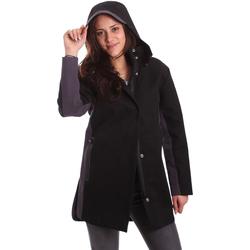 Textil Ženy Parky Superdry G50004RP Černá
