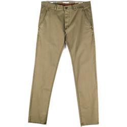 Textil Muži Mrkváče Gaudi 811FU25033 Zelený
