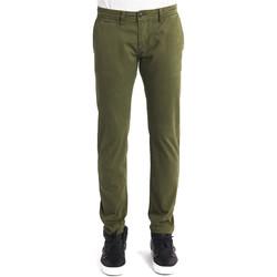 Textil Muži Mrkváče Gaudi 821BU25007 Zelený