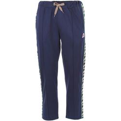 Textil Muži Teplákové kalhoty Invicta 4447112UP Modrý