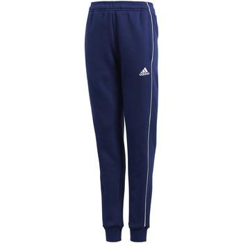 Textil Děti Teplákové kalhoty adidas Originals CV3958 Modrý