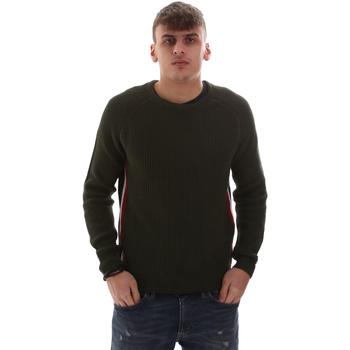 Textil Muži Svetry U.S Polo Assn. 52379 52229 Zelený