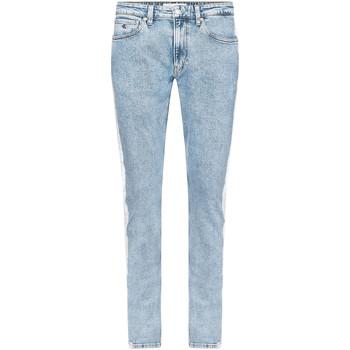 Textil Muži Rifle slim Calvin Klein Jeans J30J315269 Modrý