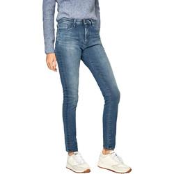 Textil Ženy Rifle skinny Pepe jeans PL200398HA50 Modrý