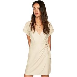 Textil Ženy Krátké šaty Pepe jeans PL952662 Béžový
