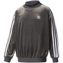 Textil Děti Mikiny adidas Originals BQ3932 Černá