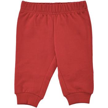 Textil Děti Teplákové kalhoty Chicco 09024536 Červené
