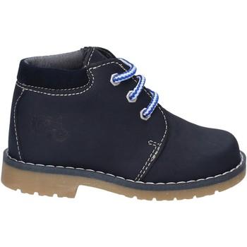 Boty Děti Kotníkové boty Melania ME1010B7I.C Modrý
