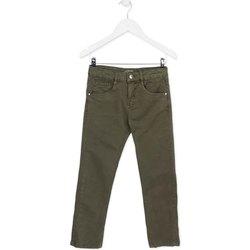 Textil Děti Kapsáčové kalhoty Losan 723 9661AA Zelený