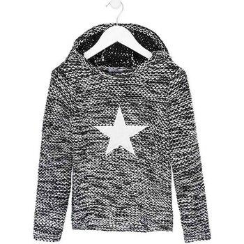 Textil Děti Svetry Losan 724 5000AB Černá