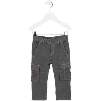 Textil Děti Cargo trousers  Losan 725 9011AC Zelený