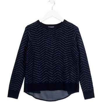 Textil Děti Svetry Losan 724 5792AB Modrý