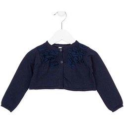 Textil Dívčí Svetry / Svetry se zapínáním Losan 726 5790AD Modrý