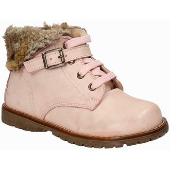 Boty Dívčí Kotníkové boty Nero Giardini A722820F Růžový