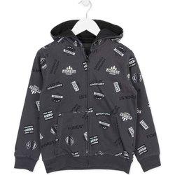 Textil Děti Mikiny Losan 723 6009AA Šedá