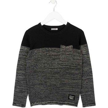 Textil Děti Svetry Losan 723 5008AA Černá