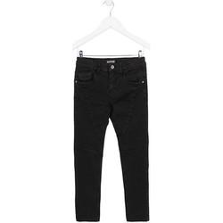 Textil Děti Kapsáčové kalhoty Losan 723 9010AA Šedá