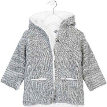 Textil Děti Svetry / Svetry se zapínáním Losan 726 5004AD Šedá