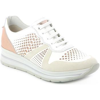 Boty Ženy Nízké tenisky Grunland SC4477 Bílý