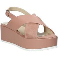 Boty Ženy Sandály Grace Shoes Z 078 Růžový
