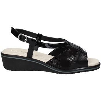 Boty Ženy Sandály Susimoda 270414-01 Černá