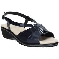 Boty Ženy Sandály Susimoda 270414-01 Modrý