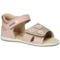 Boty Dívčí Sandály Melania ME0801A8E.C Růžový