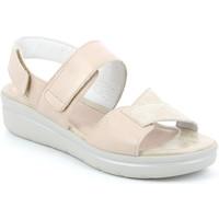 Boty Ženy Sandály Grunland SA1873 Růžový