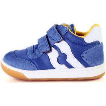 Boty Děti Nízké tenisky Falcotto 2014156 01 Modrý