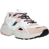 Boty Ženy Nízké tenisky Wrangler WL01650A Růžový