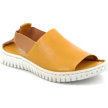 Boty Ženy Sandály Grunland SA2538 Žlutá
