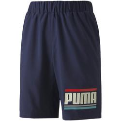 Textil Děti Kraťasy / Bermudy Puma 584184 Modrý