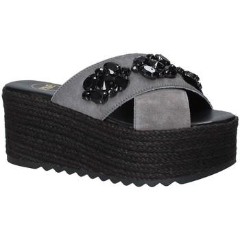 Boty Ženy Dřeváky Exé Shoes G4700885736T Černá
