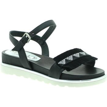 Boty Ženy Sandály Mally 6260 Černá