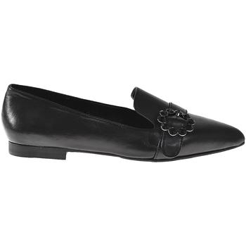 Boty Ženy Mokasíny Elvio Zanon I3203B Černá