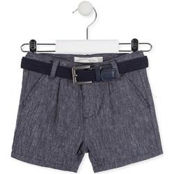 Textil Děti Kraťasy / Bermudy Losan 017-9790AL Modrý