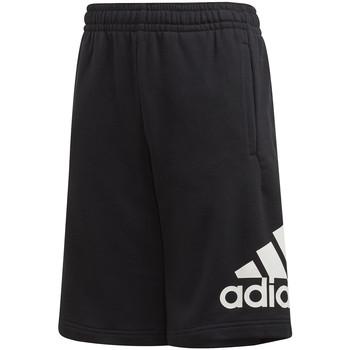 Textil Děti Kraťasy / Bermudy adidas Originals FM6456 Černá