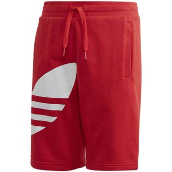 Textil Děti Kraťasy / Bermudy adidas Originals FM5658 Červené