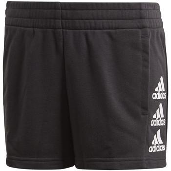 Textil Děti Kraťasy / Bermudy adidas Originals FM6501 Černá