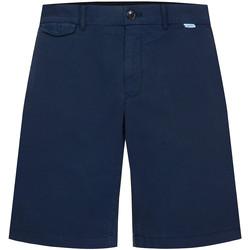 Textil Muži Kraťasy / Bermudy Calvin Klein Jeans K10K105314 Modrý