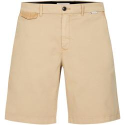 Textil Muži Kraťasy / Bermudy Calvin Klein Jeans K10K105314 Béžový